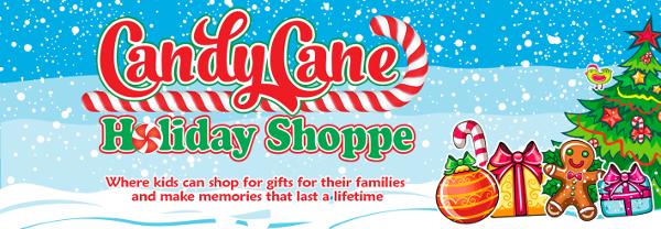 Candy Cane Holiday Shoppe